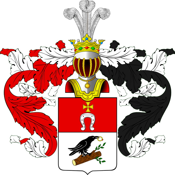 Coat of arms of the Woronow) family