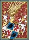 Hunyadi János hollós címere