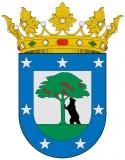 Герб Мадрида (Испания)