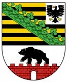 Герб земли Саксония-Анхальт, Германия