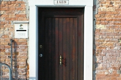 Ajtó Velencében