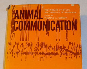 3. Animal communication.