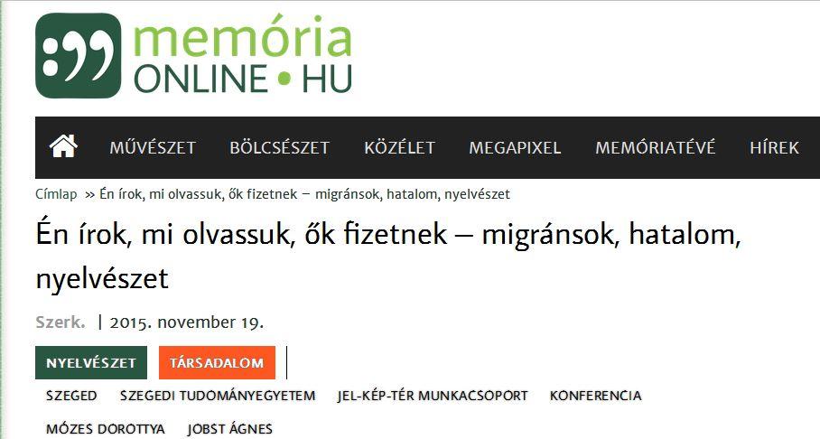 MemoriaOnline