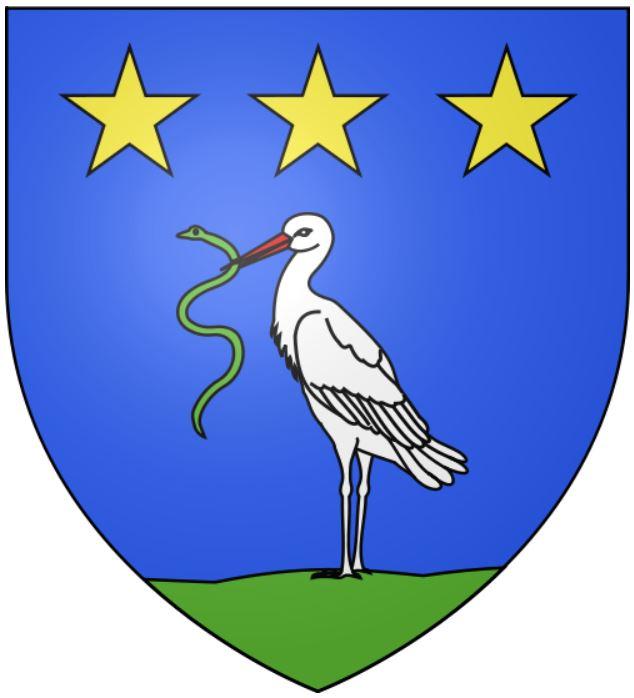 герб коммуны Савуаллан (Франция)