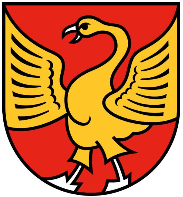 герб коммуны Борсфлет (Германия)