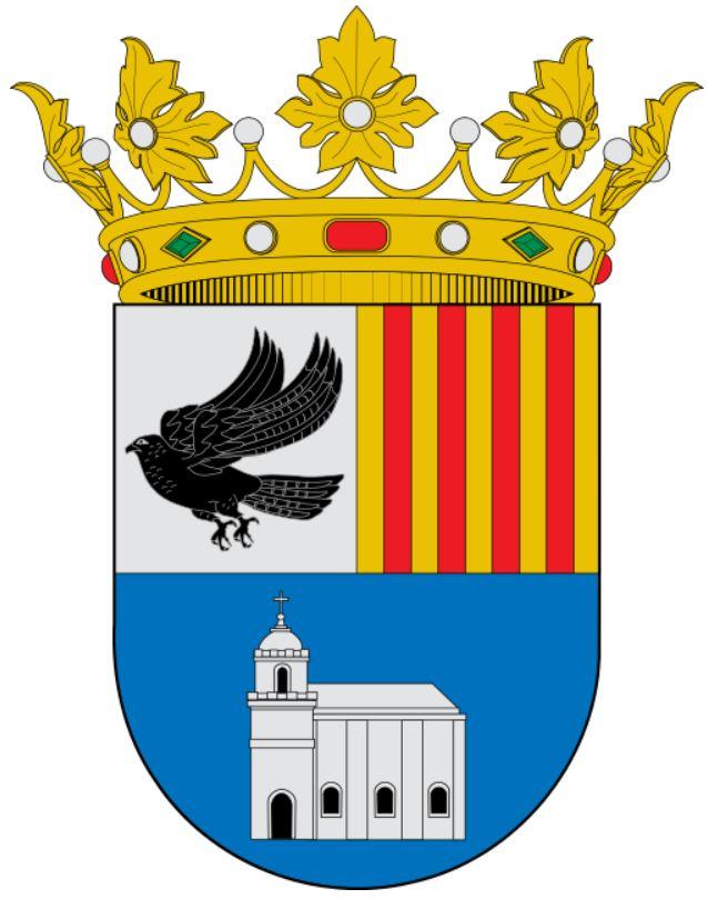 герб муниципалитета Буфали (Испания)