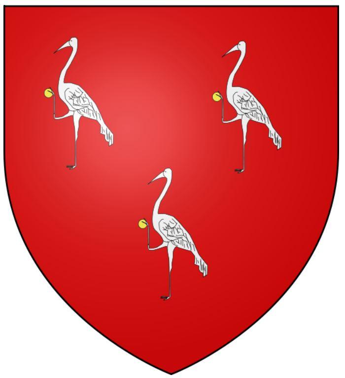 герб коммуны Северак (Франция)