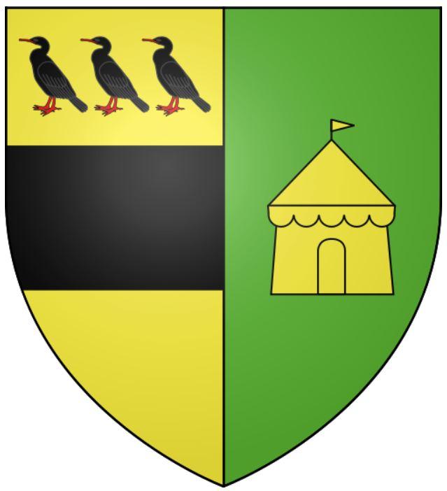 герб коммуны Балингем (Франция)