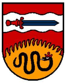герб коммуны Дирсбах (Верхняя Австрия, Австрия)