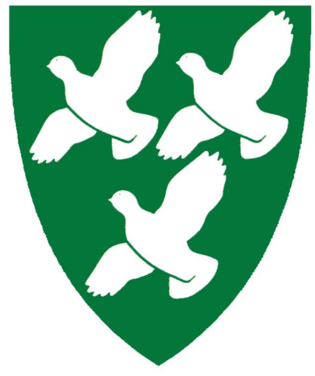 герб коммуны Сирдал (Норвегия)