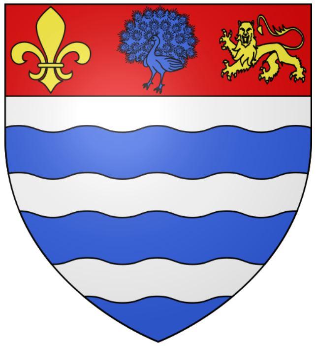 герб города Ньюарк-он-Трент (Британия)