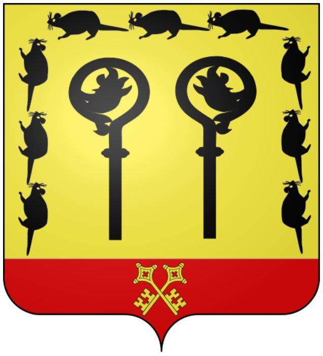 герб муниципалитета Арле-ан-Гоель (Франция)