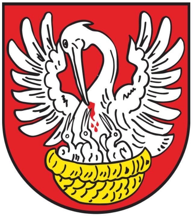 герб общины Клайнпашлебен (Германия)