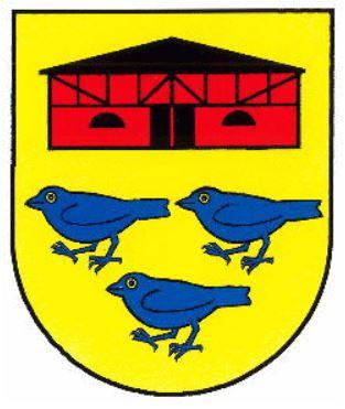 герб коммуны Финкен (Германия)