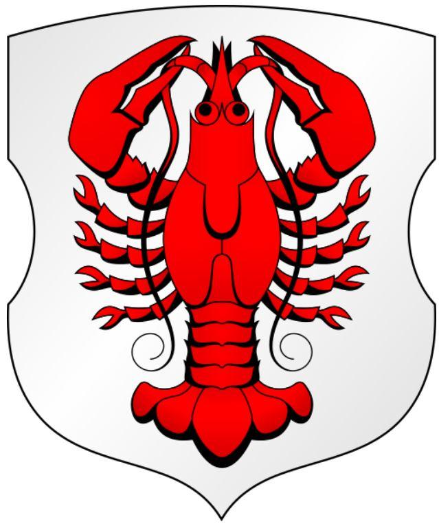 Raduny község címere (Grodnyeni megye, Fehéroroszország)