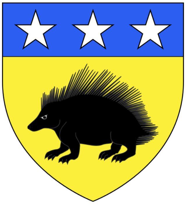 герб муниципалитета Аблеж (Франция)