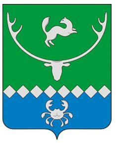 герб Аяно-Майского района (Хабаровский край, Россия)