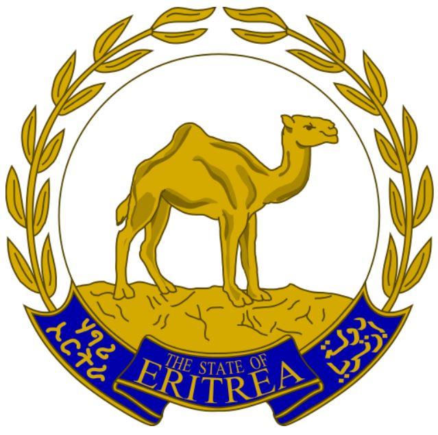 Eritrea címere