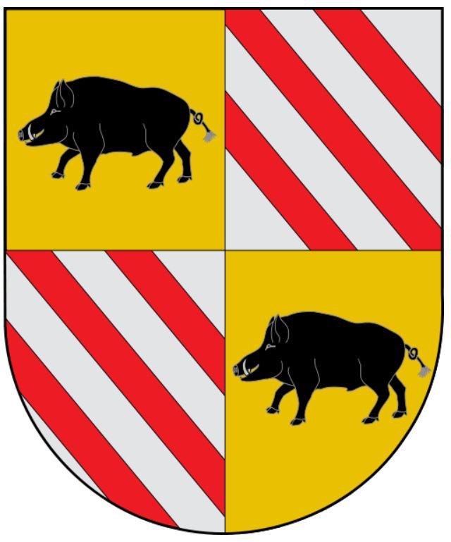 герб муниципалитета Беласкоайн в Испании