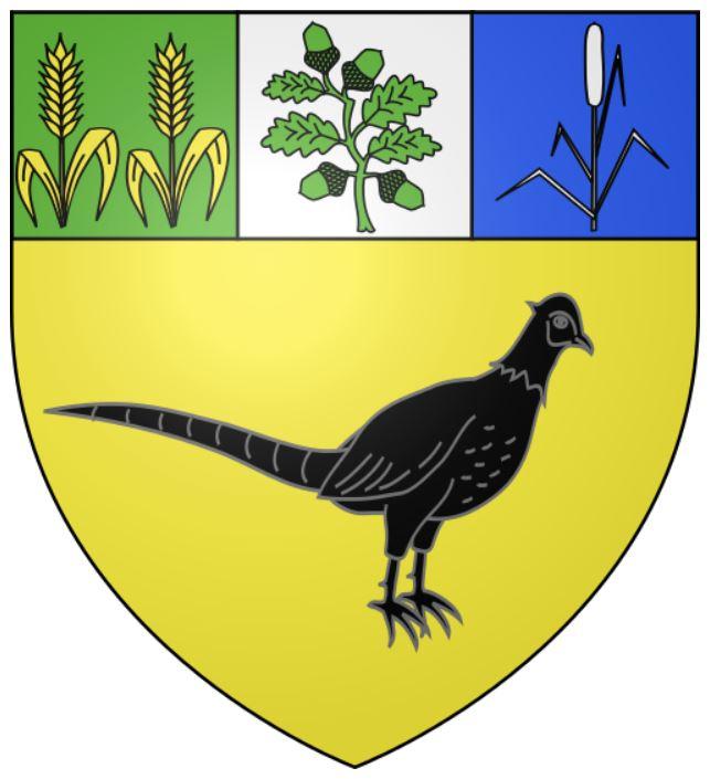 герб коммуны Пизе (Франция)