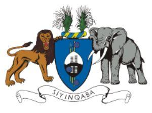Szváziföld címere