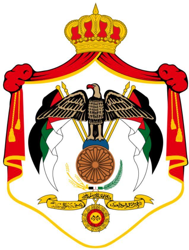 Jordánia