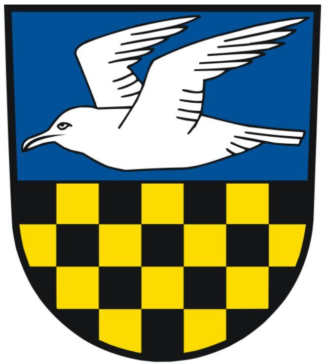 герб коммуны Зеллин (Германия)
