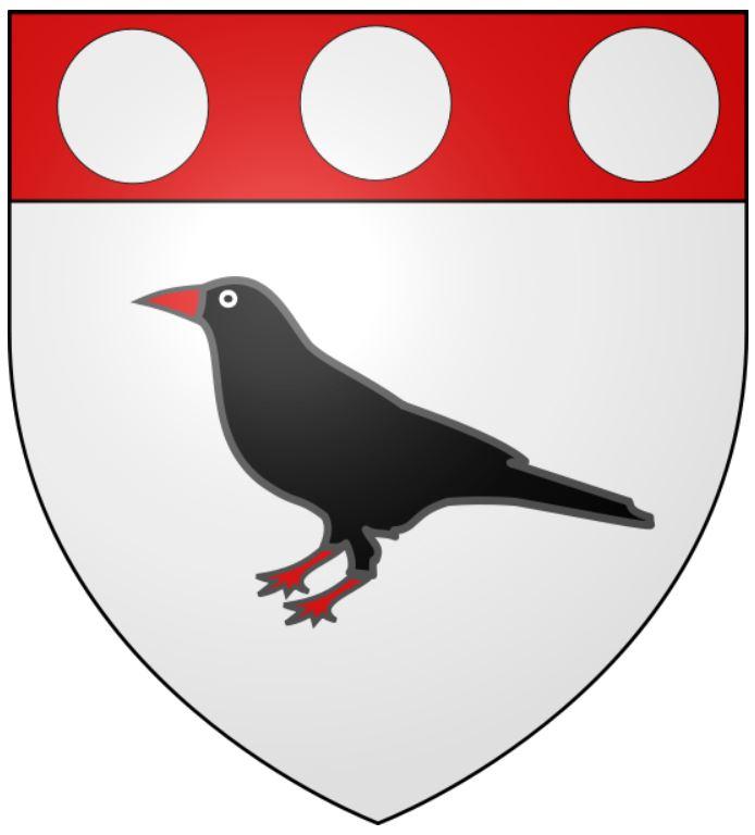 герб муниципалитета Ферфе (Франция)