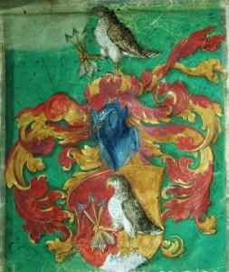 héja.Horváth_Miklós_címere,_1546