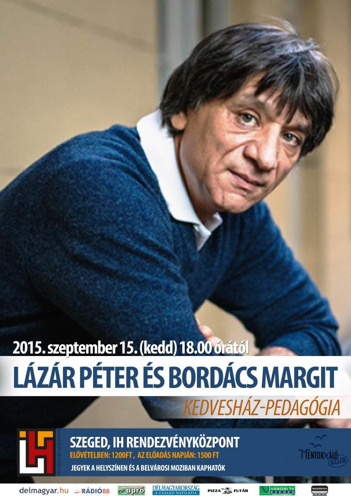 Lázár Péter plakát