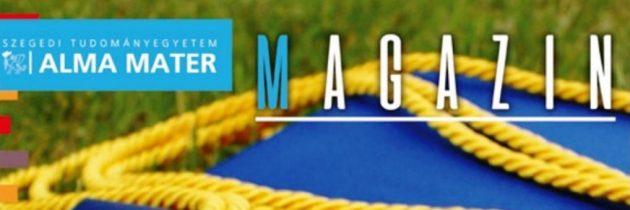 Megjelent a 2016-os SZTE Alma Mater Magazin
