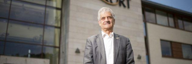 Kell egy csapat! – vendégünk dr. Kürti Sándor üzletember