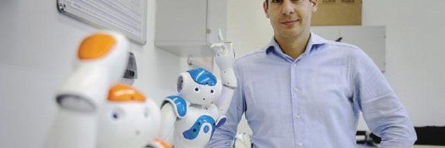 Velünk élő robotok – dr. Haidegger Tamás izgalmas előadása