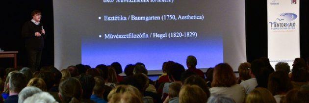 A művészet születése – Prof. dr. Gyenge Zoltán előadása