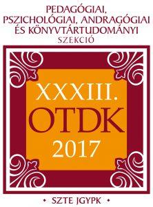 OTDK-33_Pedagogiai-Logo