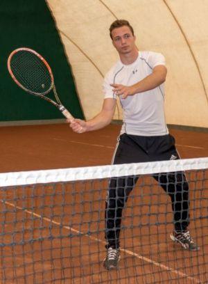 Tenisz alapütések